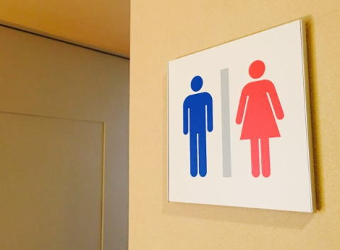 トイレ 行列 配慮