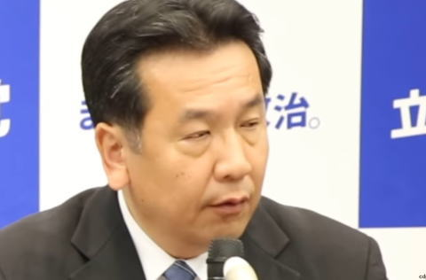 枝野幸男 立憲民主党 巡航ミサイル 北朝鮮 専守防衛 9条教