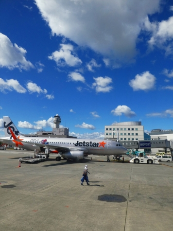 Airbus A320-232 ジェットスター・ジャパン「スパイダージェット」