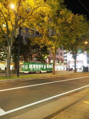 札幌市電 狸小路停留所