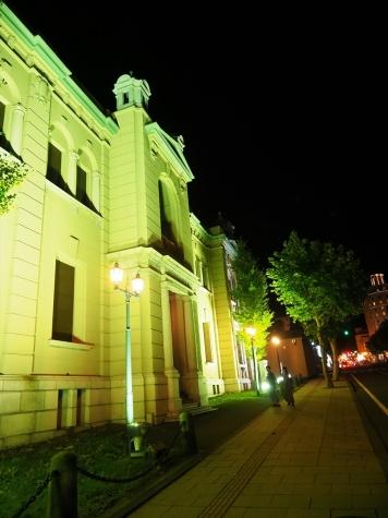 日本銀行 旧小樽支店【夜の小樽】