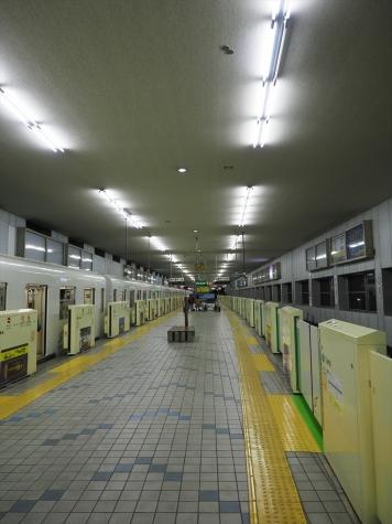札幌市営地下鉄 南北線 真駒内駅