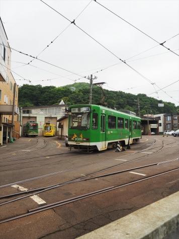 札幌市電 電車事業所
