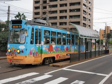 札幌市電 240形 電車【電車事業所】