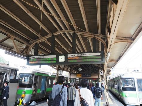 JR 小樽駅