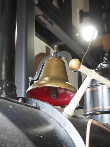 7150形 蒸気機関車 大勝号【小樽市総合博物館】