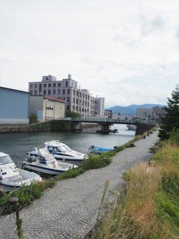 小樽運河(北運河)