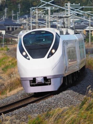 JR常磐線 E657系 電車 特急ひたち 14号