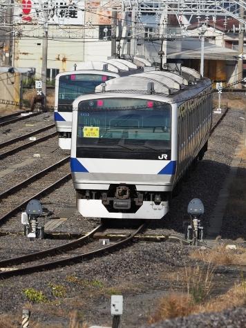 JR常磐線 E531系 電車【土浦運輸区】