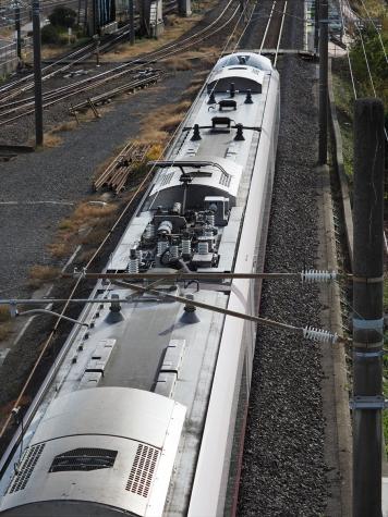 JR常磐線 E657系 電車 特急 ときわ63号