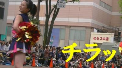 【浜松まつり】 プラ 持ち チア かわいいです 「浜松海の星高校吹奏楽部 」3 (8)