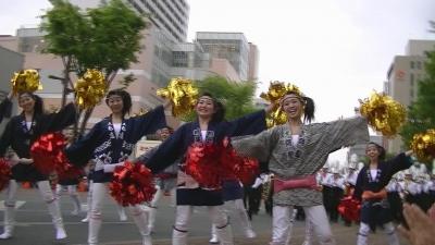 【浜松まつり】 法被 女子高生 「浜松商業」4 (3)