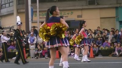 【浜松まつり】 吹奏楽パレード2 「浜松海の星高校」3 (14)