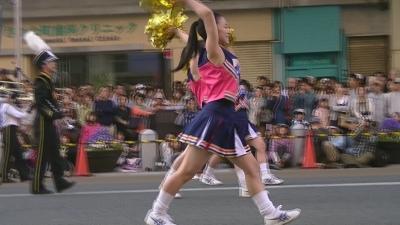 【浜松まつり】 吹奏楽パレード2 「浜松海の星高校」3 (15)