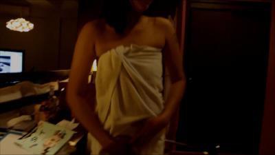 【パタヤ おじぃ ひとり旅】 ブッカオ バービア娘 ホテルでイサーン踊り Kwang ちゃん2 (5)