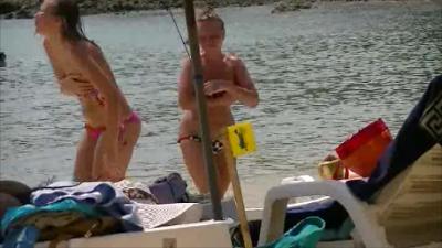 【パタヤひとり旅】 Pattaya ラン島の水着美女1 (10)