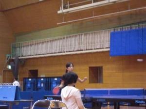 館交流卓球大会01