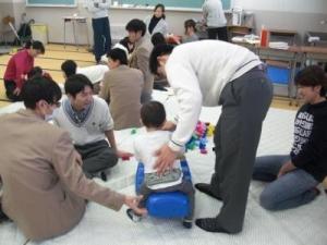 移動児童館(名城高)01