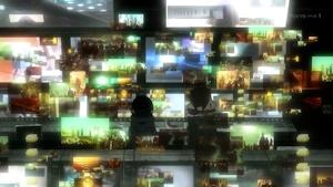 カメラの中の映像群
