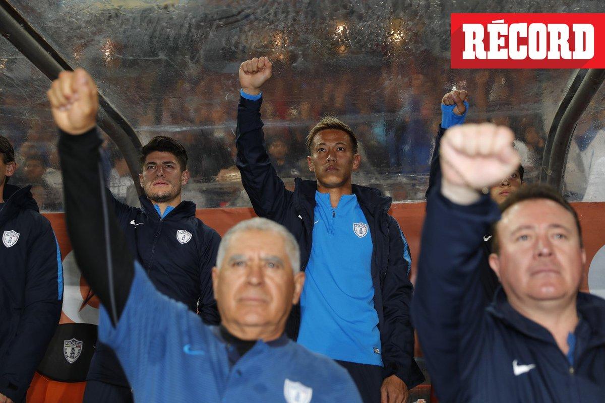 Pachuca [4]-0 Cruz Azul Keisuke Honda goal Liga MX