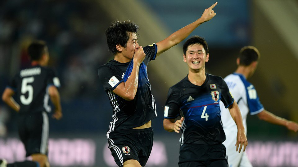 Hat-trick de Keito Nakamura para que Japón aplaste 6-1 a Honduras
