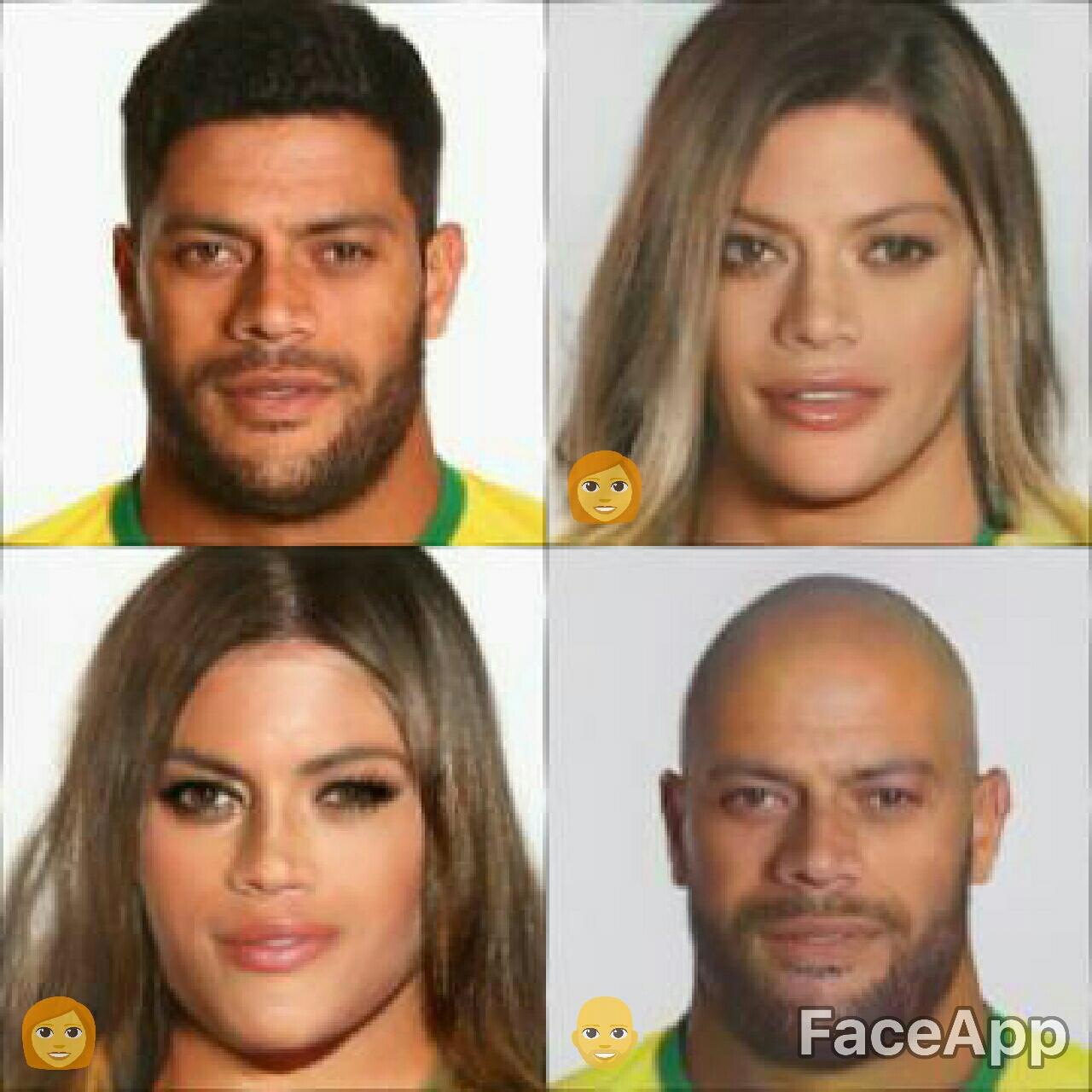 Hulk FaceApp