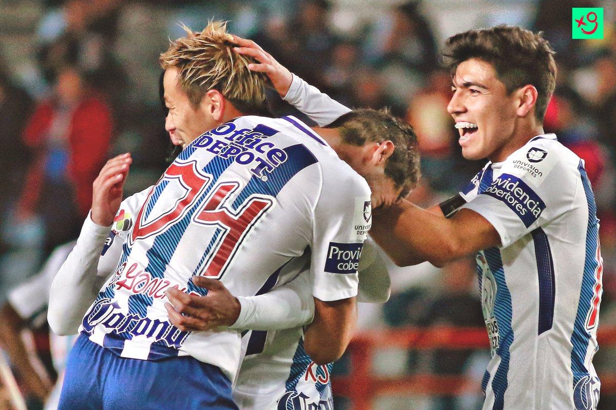 honda goal Pachuca 5 - 0 Zacatepec