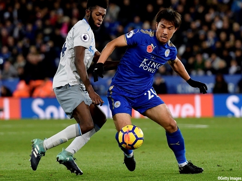 Puel admits leaving Shinji Okazaki and Marc Albrighton out of his first Leicester City line-up was tough
