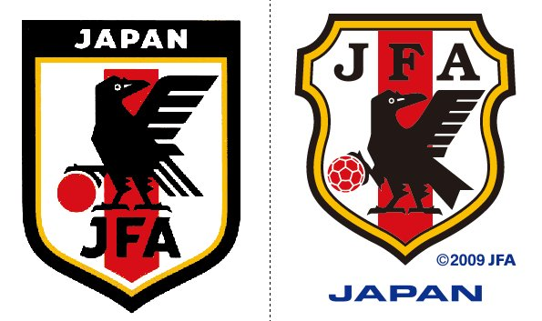 JFA announces new national team badge 2017