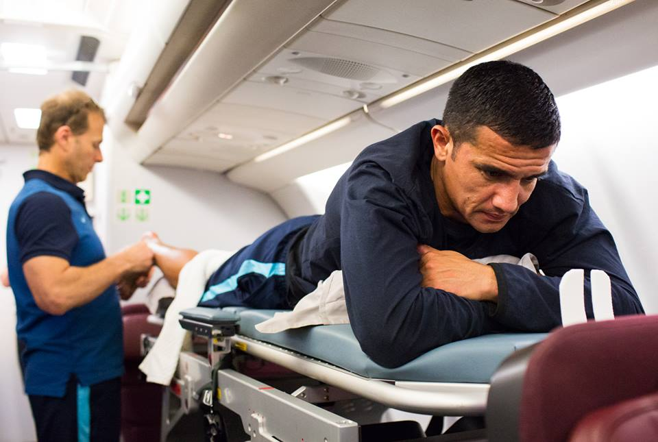 Should Cahill have travelled to Honduras
