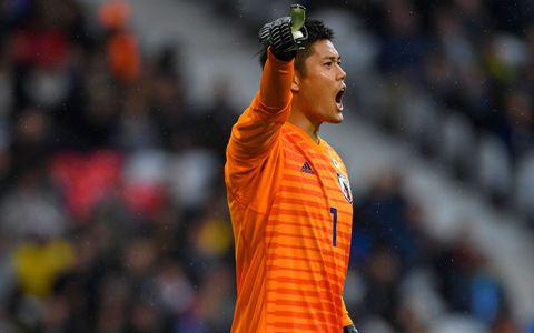 kawashima penalty stop against Neymar