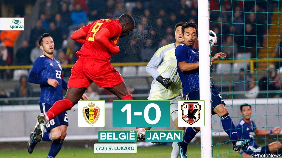 FINAL Bélgica 1-0 Japón (Lukaku) (2)