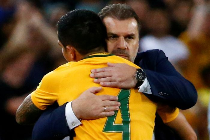 Ange Postecoglou ends as Socceroos coach