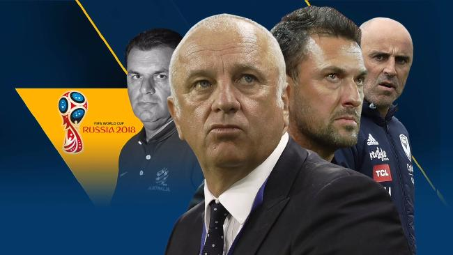 Who will be the next Socceroos coach 2017
