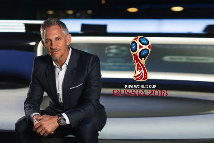 Gary Lineker to conduct FIFA World Cup Final draw