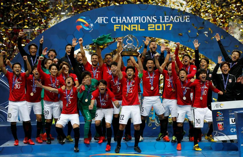 Silva strike secures Champions League win for Urawa