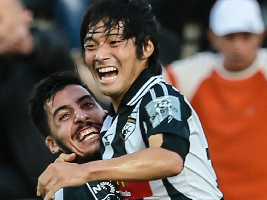 Portimonense 1-0 Tondela - Shoya Nakajima