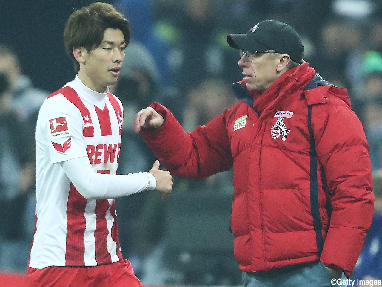 FC Köln separate with Stöger