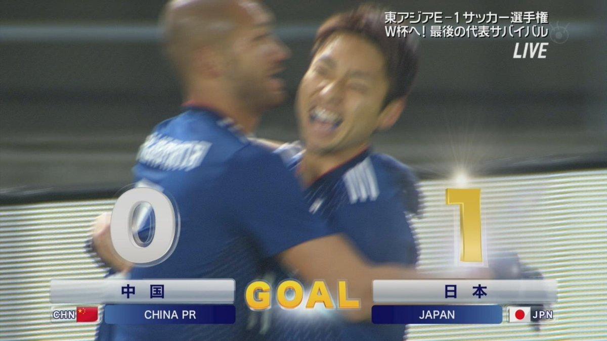 kobayashi yu goal against china