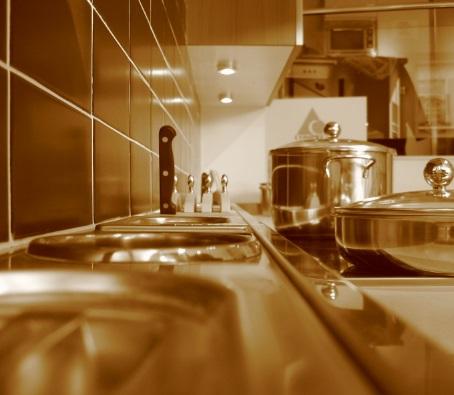 キッチン 厨房 調理