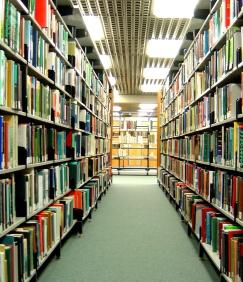 図書館 ライブラリ 雑誌
