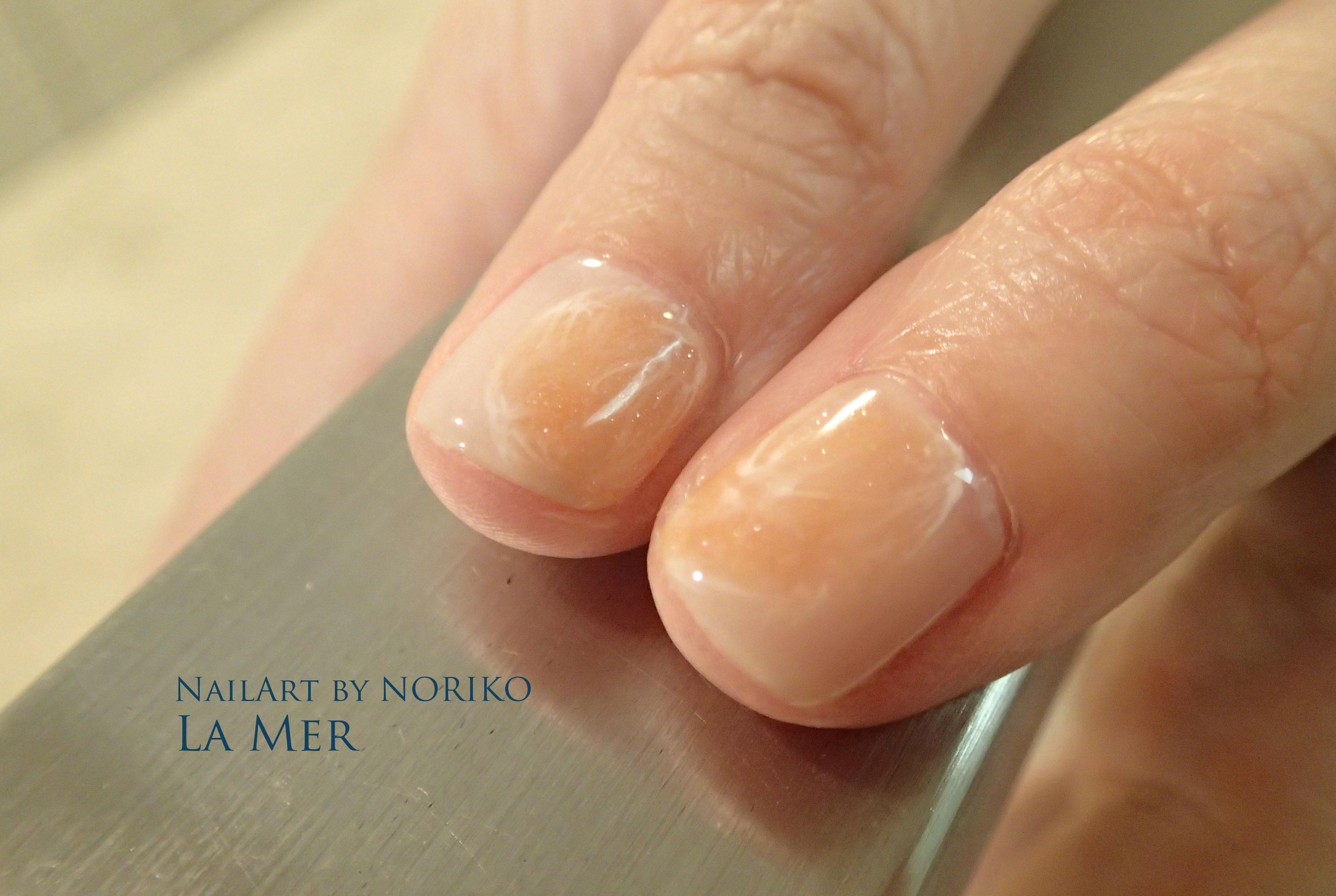 Nail Artist : NORIKO/ 典子 中秋の名月ネイル_4