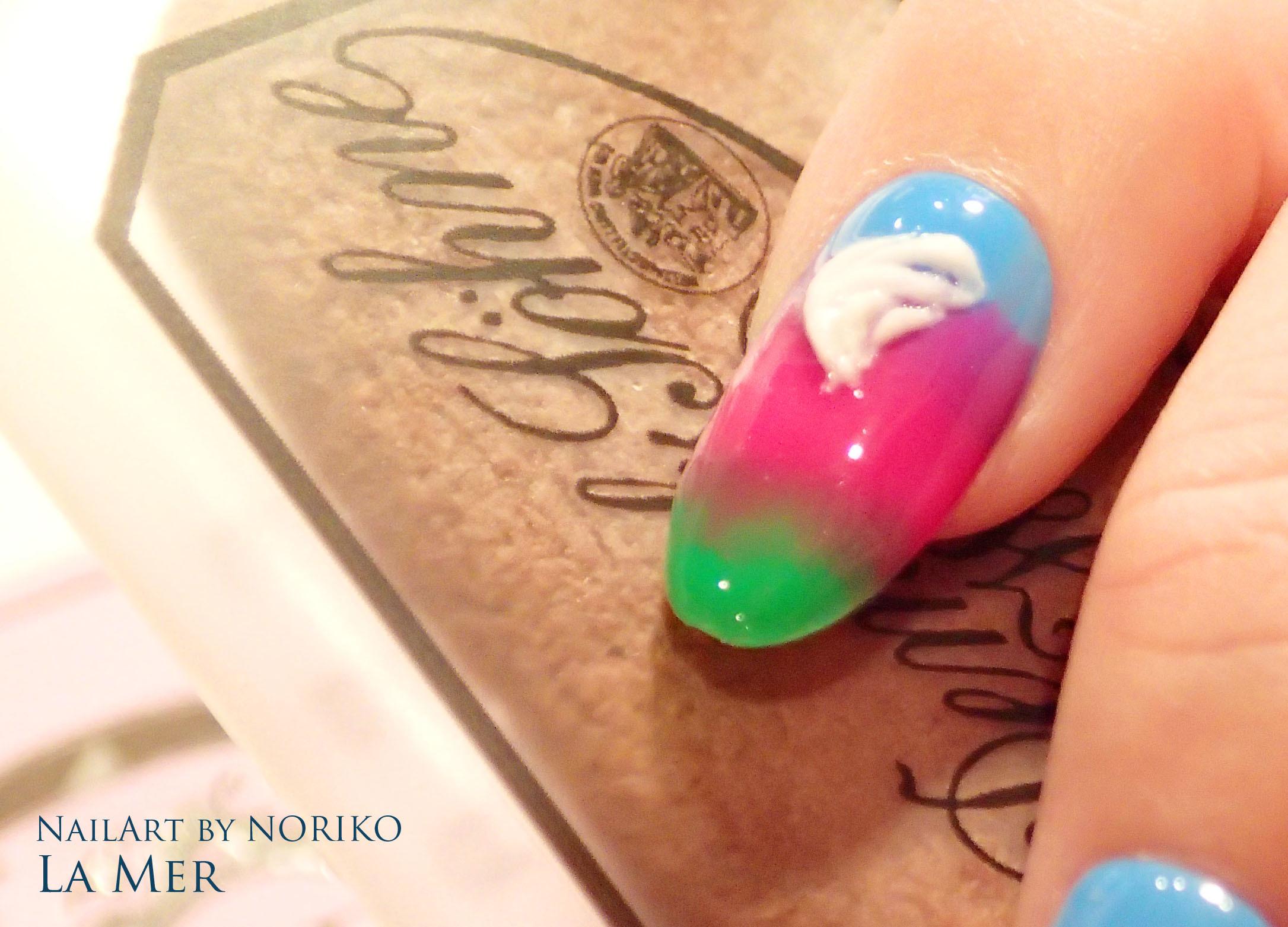 Nail Artist NORIKO colorfull sweets_2