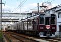 阪急8000系【8006F(特急日生エクスプレス運行開始20周年記念HM)梅田方】(20171008)