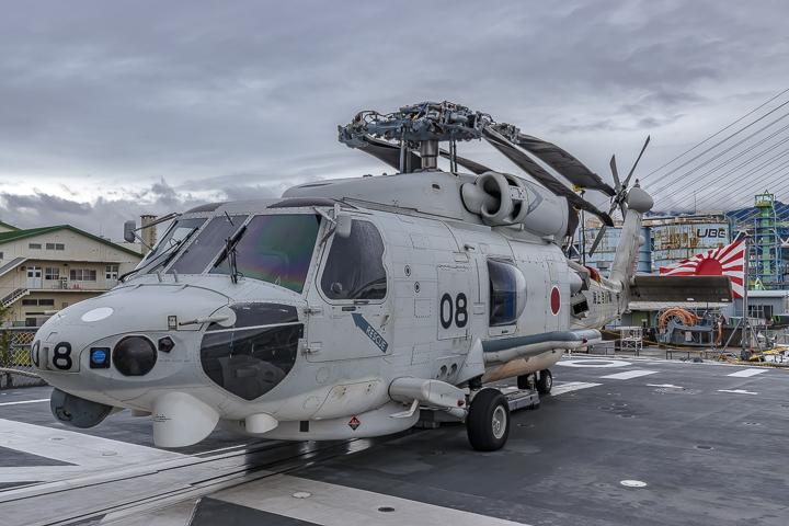 たかなみ 哨戒ヘリコプター SH-60K