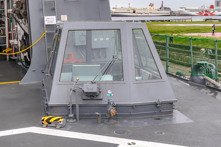 たかなみ型護衛艦 DD110 たかなみ LSO