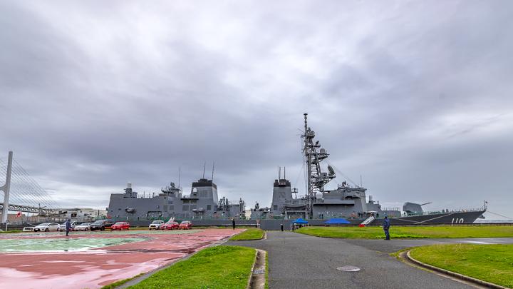 たかなみ型護衛艦 DD110 たかなみ