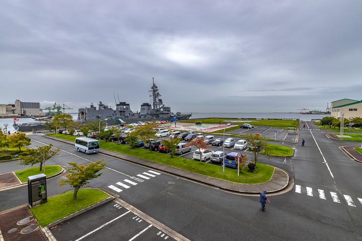 たかなみ型護衛艦 DD110 たかなみ 海上自衛隊阪神基地隊