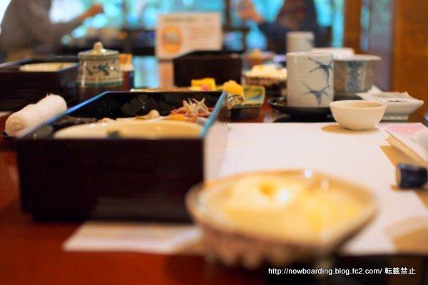 菊華荘 朝食