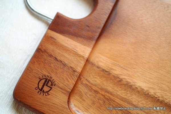 ケヴンハウン 木製 カッティングボード&モーニングトレイ